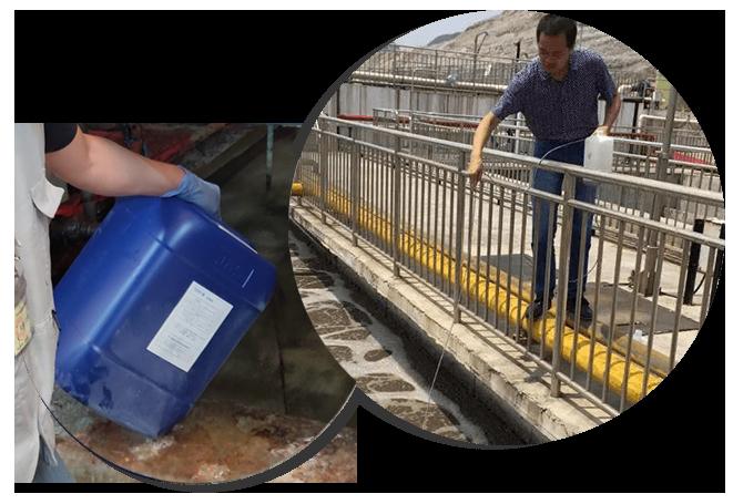 广州希洁环保-除磷剂生产厂家