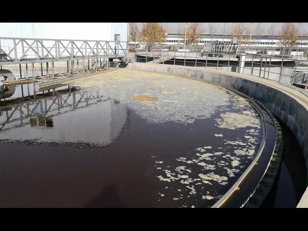 污水厂现场图