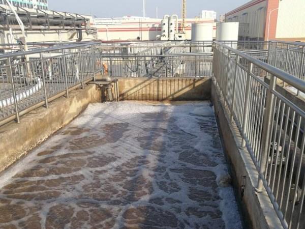 印刷厂污水除氨氮案例