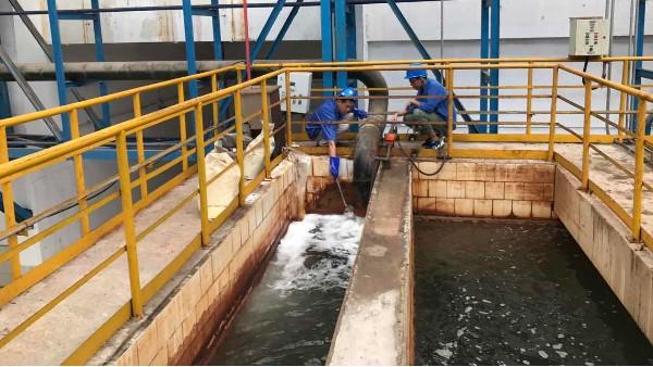 污水出水cod高该怎么调节(图)