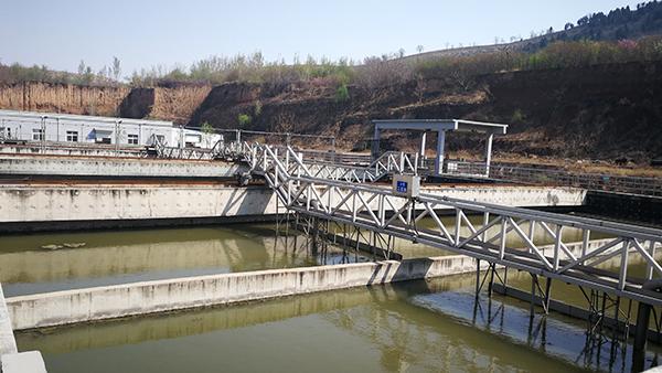 焦化厂污水处理解决方案