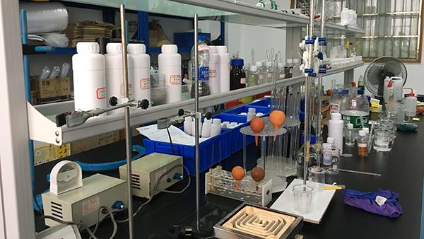 浅析希洁环保污水脱色剂的分类