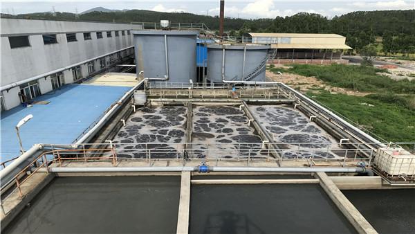 生活污水氨氮处理(图)