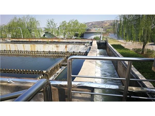 贵州某白酒厂污水除磷案例
