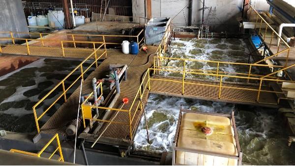 钢铁冶炼废水处理解决方案