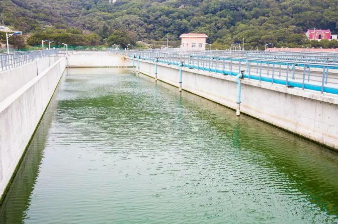 制药厂含磷废水处理