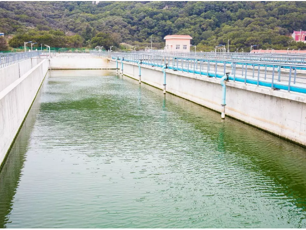 制药厂含磷废水处理案例