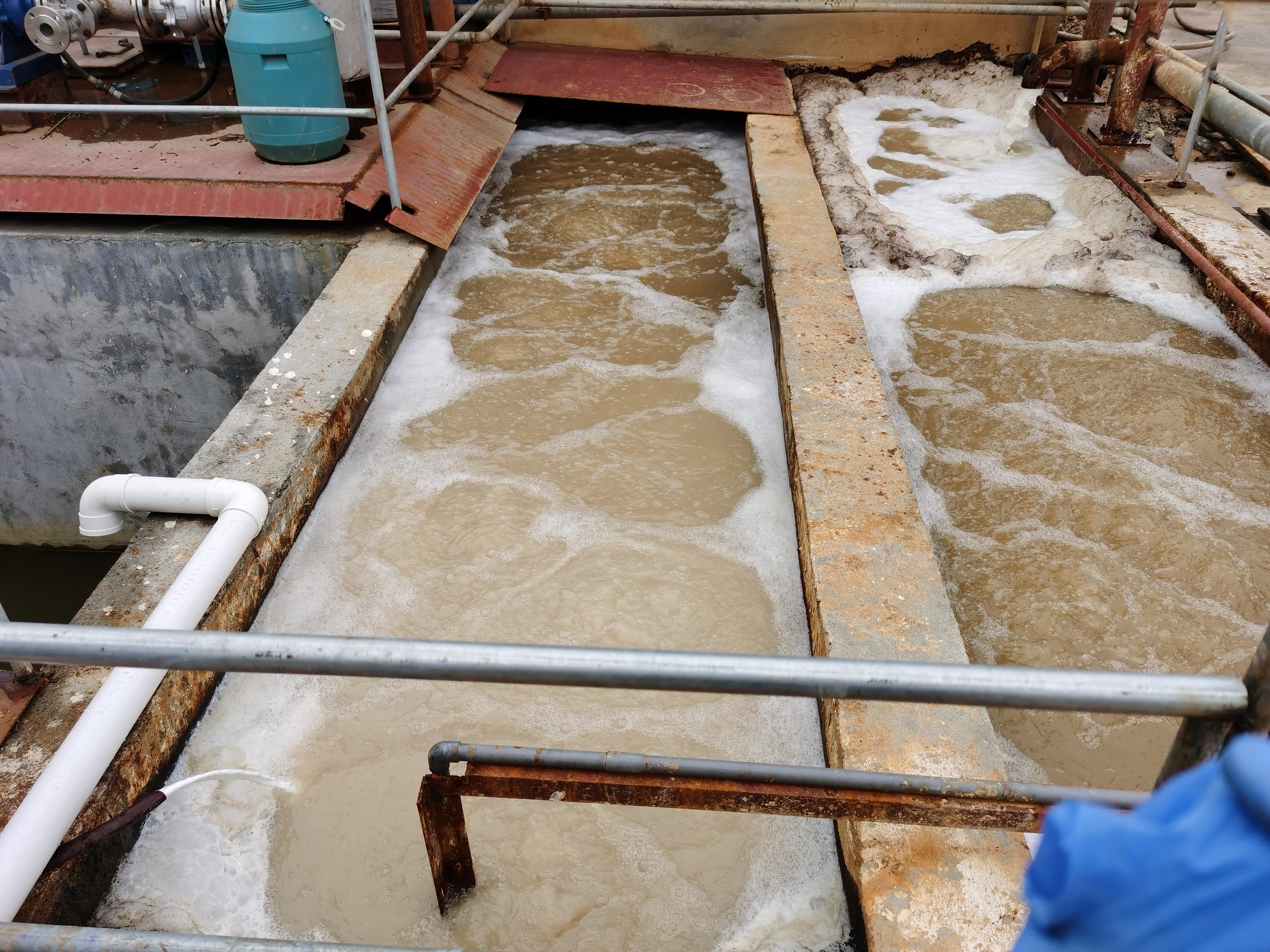 电子厂污水工艺