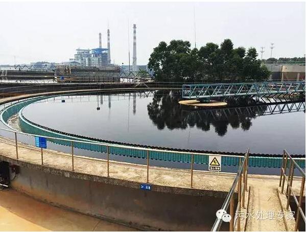 某印染厂污水除磷案例