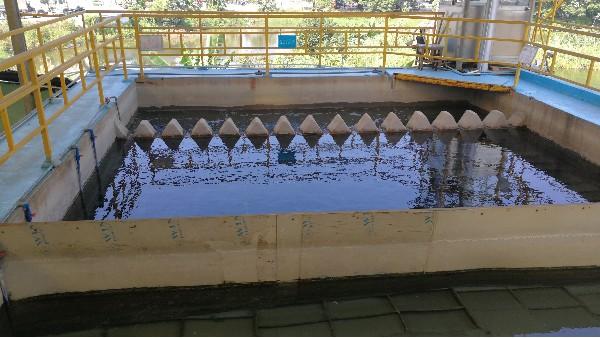 涂装废水的氨氮处理(图)