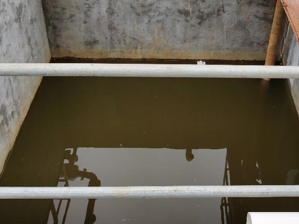 制药厂除氨氮案例