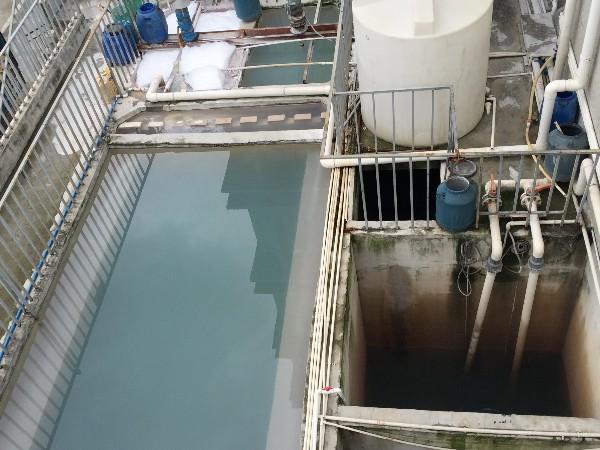除磷剂案例-广东某食品厂(豆奶)