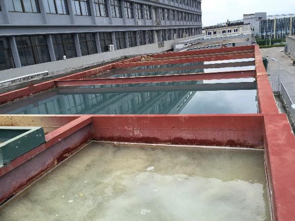 电子厂污水除氨氮案例