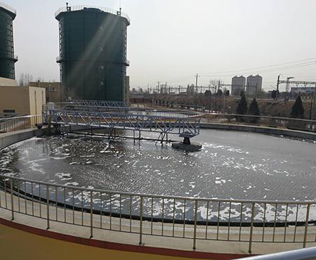 钢铁厂废水氨氮