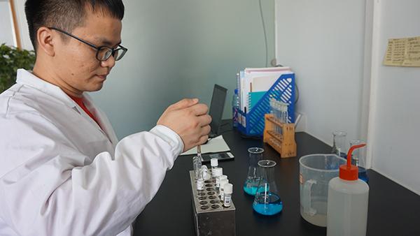 污水处理药剂有哪些?希洁环保氨氮降解剂见效快吗?