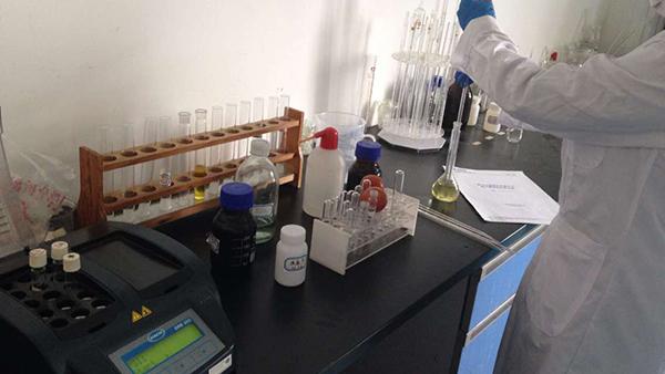 希洁环保重金属捕集剂的使用方法
